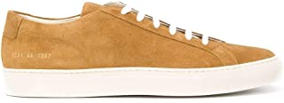 Luxury Fashion | Common Projects Men 22511302 Beige Suede Sneakers | Spring-summer 20