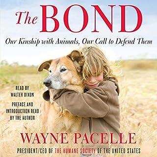 The Bond audiobook cover art