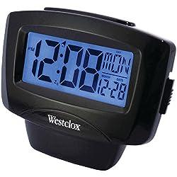 Westclox Easy-to-Read Alarm Clock, Large
