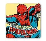 Posavasos del Increíble Hombre Araña de Marvel