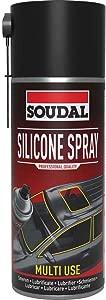 Soudal SP400 400 Silicone Spray