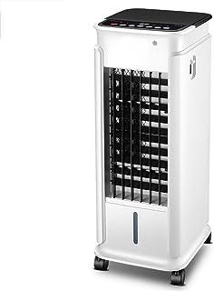 Aire Acondicionado Ventilador De Calefacción Y Refrigeración De Doble Uso 7L Doble Tanque Pequeño Aire Acondicionado Móvil