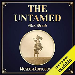 The Untamed audiobook cover art