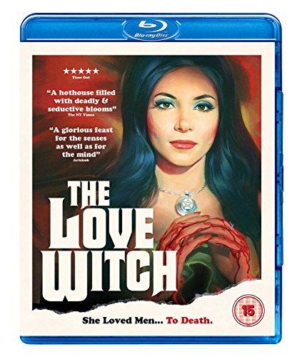 The Love Witch [Blu-ray] UK-Import, Sprache-Englisch