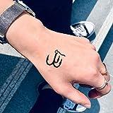Tatuaggio Temporaneo Amo (6 Pezzi) - www.ohmytat.com