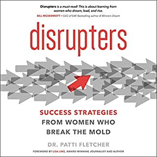 Disrupters audiobook cover art