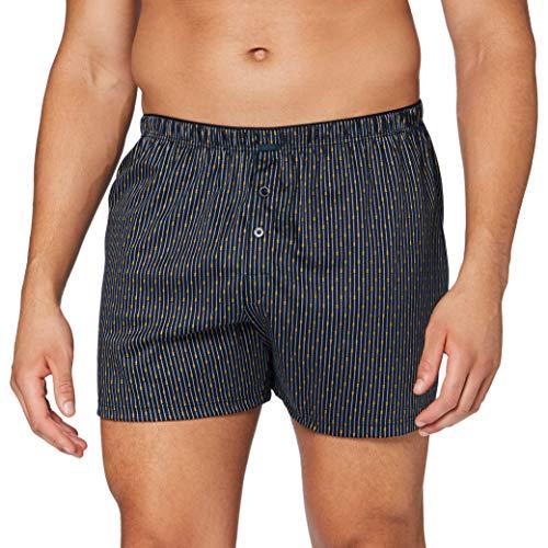 CALIDA Herren Selected Cotton Unterwäsche, Dark Sapphire, XL
