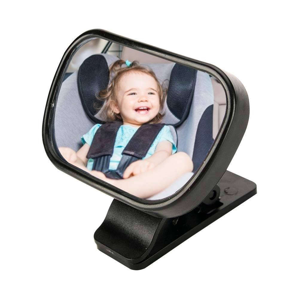 Bombing new work Baby Car Mirror Safety Angle Seat Wide Backseat New color