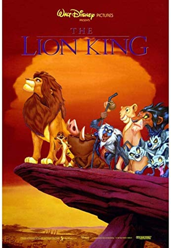 Houten puzzel 1000 stukjes,lion King Simba Peng Peng Anime 1000 Stuk Houten Volwassen Puzzel Kinderen Puzzel