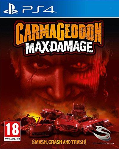 Carmageddon Max Damage [Importación Francesa]