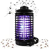 Best Mosquito Traps - Kenneth Wagner Electric Bug Zapper, Powerful Mosquito Trap Review