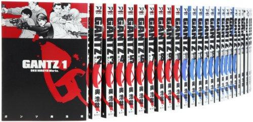 集英社 ヤングジャンプコミックス『GANTZ』