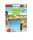 Skillmatics Educational Game: Transport Off We Go (3-6 Years)| Erasable and Reusable Activity M…