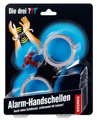 KOSMOS 631291 Die drei ??? Alarm-Handschellen