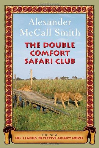 Image of The Double Comfort Safari Club (No. 1 Ladies' Detective Agency)