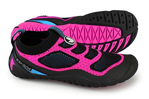 Body Glove Damen Aeon, Neon Pink/Neon Blue, 37 EU