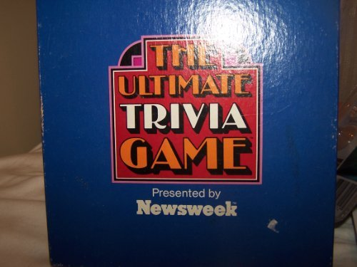 Newsweek Ultimate Trivia Game by Newsweek Ultimate Trivia Game