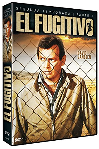 El Fugitivo - Temporada 2  Parte 1 (The Fugitive) [DVD]