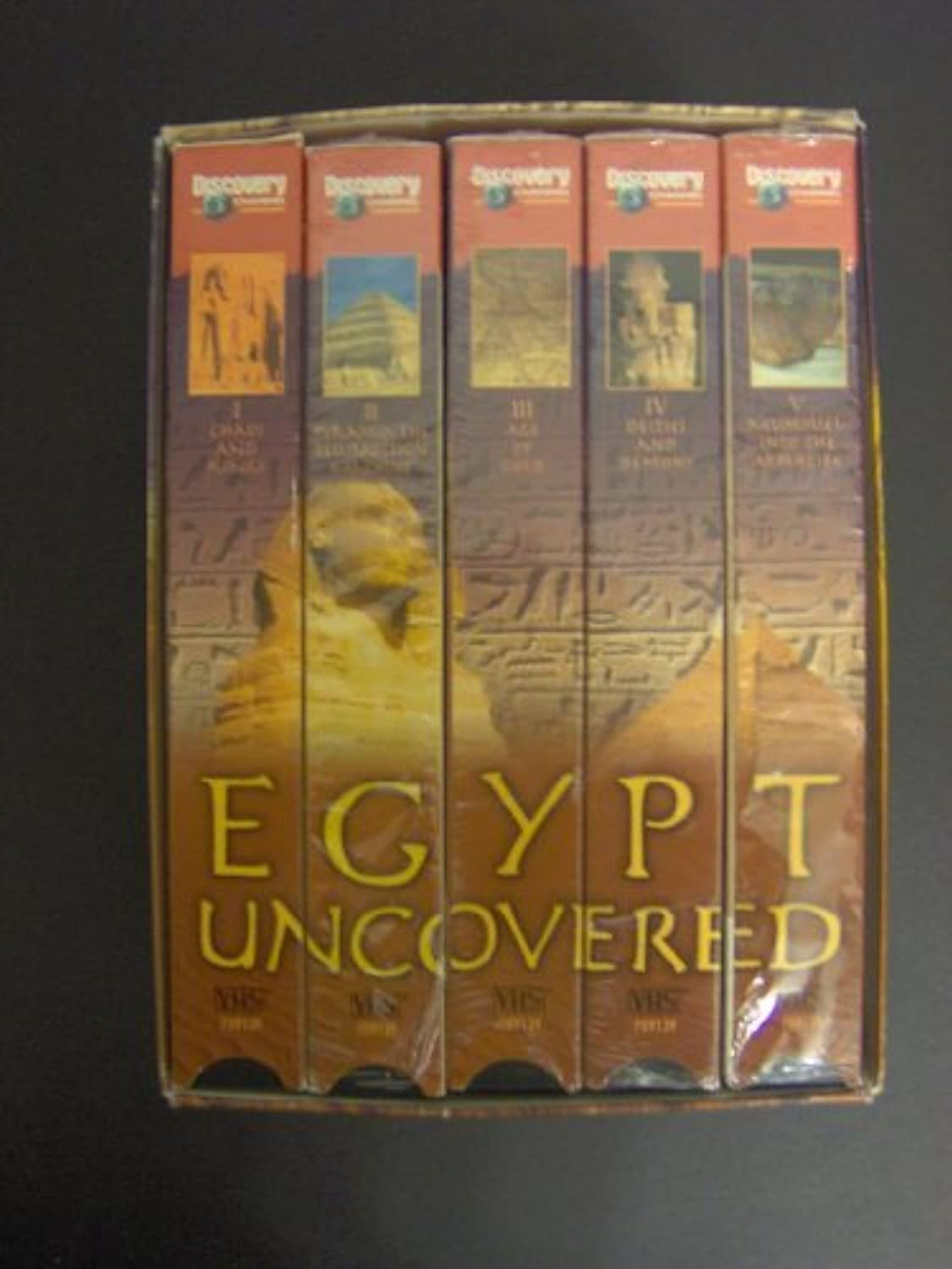 Egypt Uncoverot - Discovery Channel Video by Discovery Channel Video