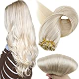Best Human Hair Extensions - Full Shine 10 Inch Remy Clip In Human Review