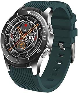 Pulsera en forma IBHT GT106 1,28 pulgadas táctil Ronda siempre activa elegante de la pantalla del reloj, Soporte Control de las pulsaciones / Control / Sleep podómetro / Calorías (negro) nuevo