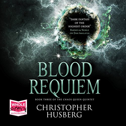 Couverture de Blood Requiem