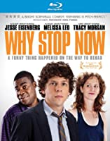 Why Stop Now [Blu-ray] [Import]