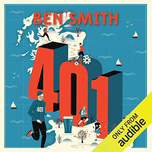 401 audiobook cover art