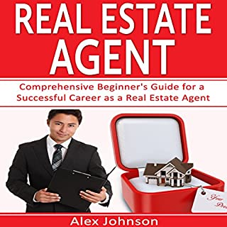 Real Estate Agent cover art