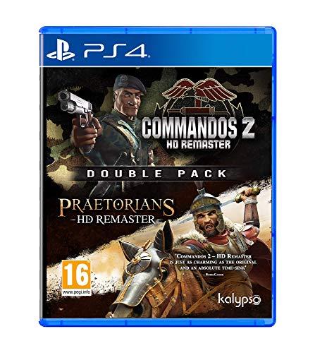 Commandos 2 & Praetorians HD Remaster Doube Pack