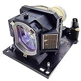 Leankle Lámpara de Proyector para Hitachi DT01481, CP-EW301N, CP-EW302N, CP-EX251N, CP-EX252N, CP-EX301N, CP-EX302N, CP-EX401, CP-EX402, CP-WX3030WN, CP-WX3041WN, CP-WX3042WN, CP-WX3530WN