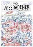 Lieferlokal Stadtposter Wiesbaden in limitierter Auflage -
