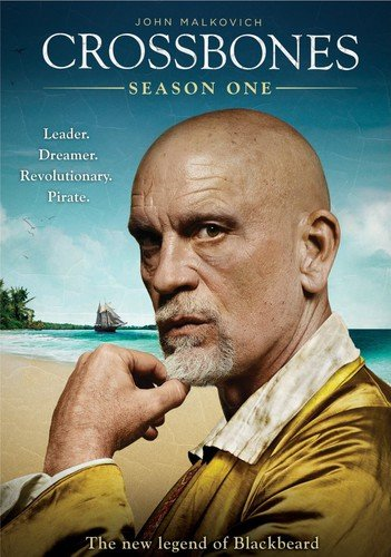 Crossbones: Season One [Edizione: Stati Uniti] [USA] [DVD]