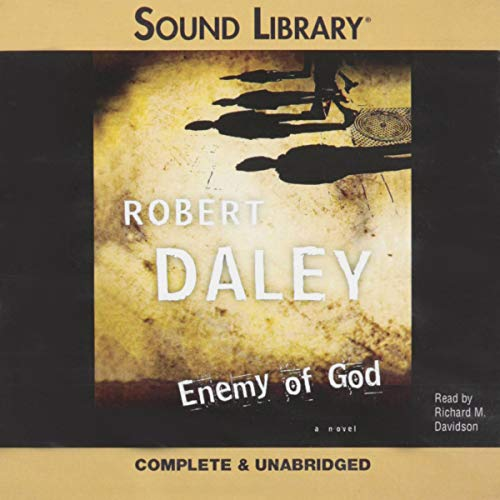 The Enemy of God audiobook cover art