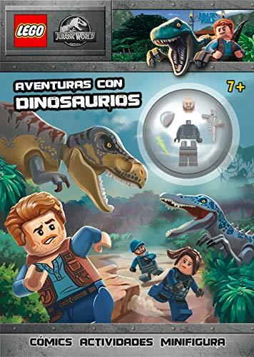 Jurassic World LEGO: Aventuras con dinosaurios