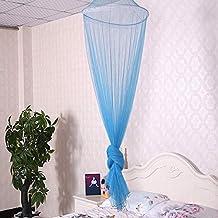 Outdoor letnia okrągła koronka przeciw owadom łóżko baldachim siateczka poliestrowa tkanina tkanina tekstylia domowe elega...
