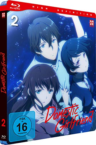 Domestic Girlfriend - Vol.2 - [Blu-ray]
