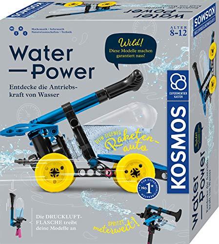 KOSMOS Water Power, Entdecke die Antriebskraft von Wasser, Bausatz für...