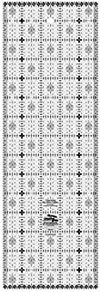 Creative Grids Charming Itty Bitty Eights 5 inch x 15 inch Quilting Ruler
