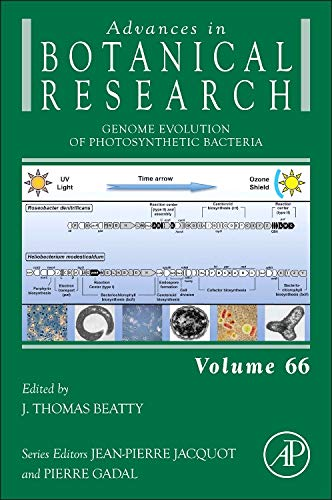 Genome Evolution of Photosynthetic Bacteria (Volume 66) (Advances in Botanical Research (Volume 66), Band 66)