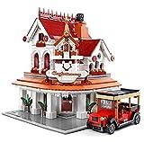Bloques de construcción para casa, contraedores, construcción modular, 2527 bloques de construcción