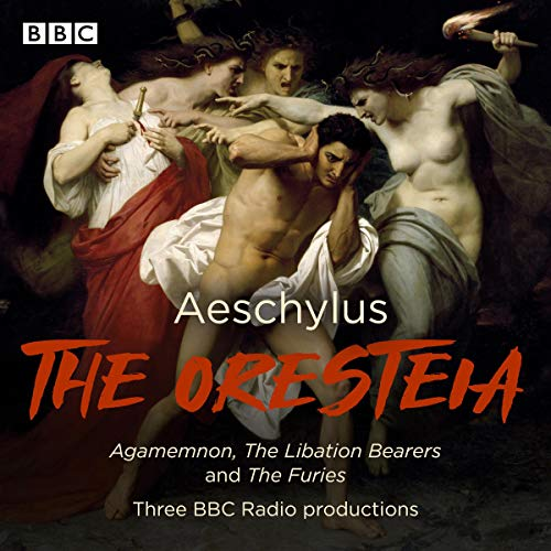 The Oresteia cover art