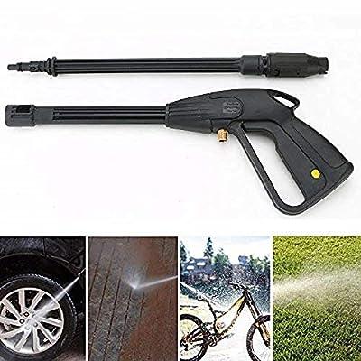 BRAUTO High Pressure Washer Spray Gun Lance Trigger 160 bar Jet Wash Water Gun for Car from BRAUTO