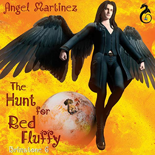 The Hunt for Red Fluffy audiobook cover art