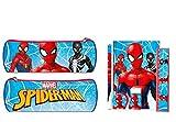 Estuche Spiderman + set de papelería Spiderman...