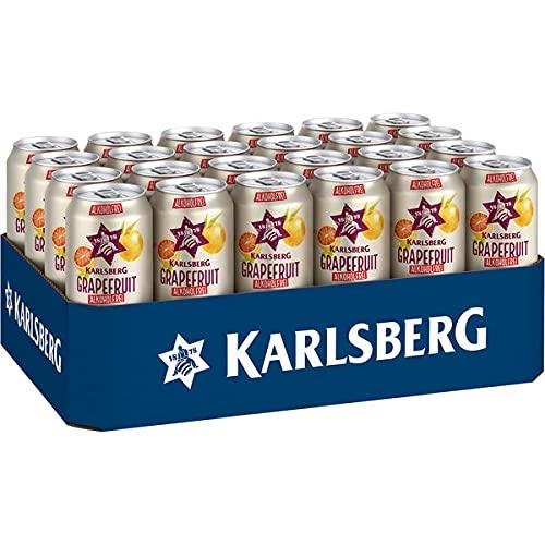Karlsberg Grapefruit Radler Alkoholfrei...
