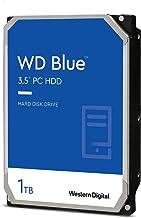 """Western Digital 1TB WD Blue PC Hard Drive HDD - 7200 RPM, SATA 6 Gb/s, 64 MB Cache, 3.5"""" - WD10EZEX"""