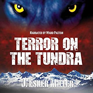 Terror on the Tundra audiobook cover art