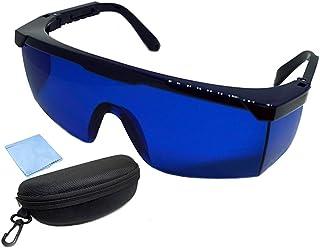508eeade26 QPX 590-690nm Infrarrojos Gafas Laser Rojo Gafas de protección láser