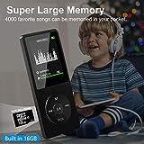 Immagine 2 lettore mp3 musicale digitale portatile
